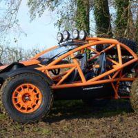 Turbo para el Ariel Nomad por 'sólo' 8.000 euros