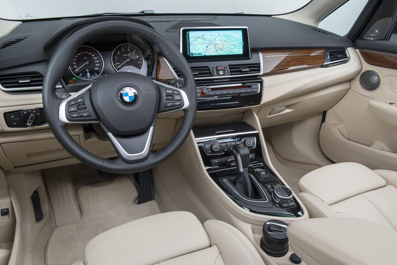 Foto de BMW Serie 2 Active Tourer, presentación (32/53)
