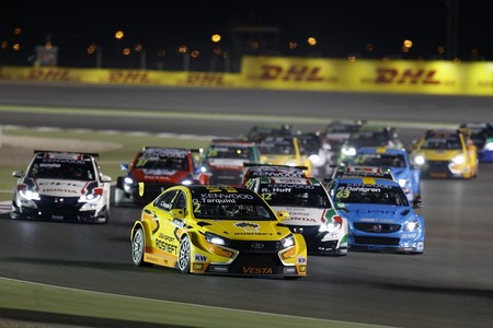 El WTCC despide su temporada, a Citroën y a LADA