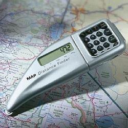 Medidor de distancias