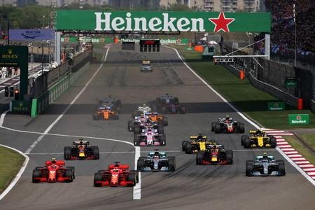 Confirmado: El Gran Premio de China se pospone indefinidamente debido al coronavirus