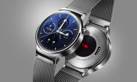 Huawei presenta su reloj inteligente de elegante diseño