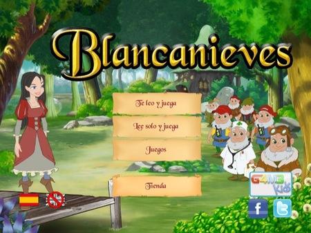G4M3 Studios presenta Blancanieves, un nuevo cuento bilingüe interactivo