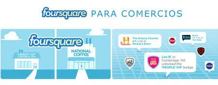 foursquare lanzará sus anuncios patrocinados el próximo lunes para todas las empresas