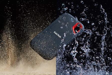 Precio mínimo histórico para el SanDisk Extreme SSD de 1 TB en Amazon por 144,49 euros, una unidad de almacenamiento todoterreno