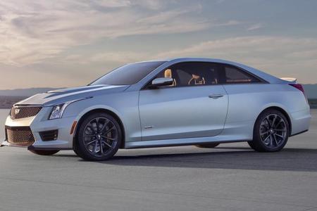 Cadillac Ats V 1