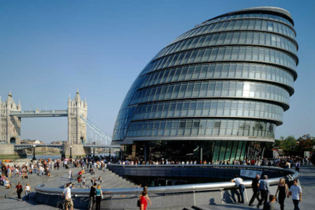 London Arquitectura City Hall