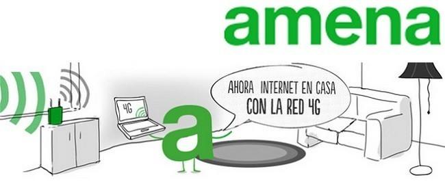 Amena recibe al 4g en su tarifa ilimitada y la nueva oferta de 10 gb por 25 euros - 4g en casa yoigo ...
