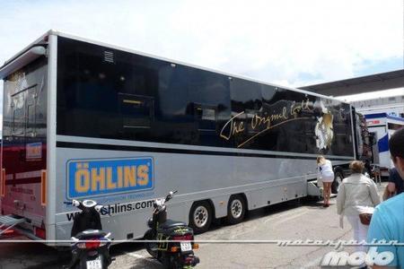 Camión Ohlins GP