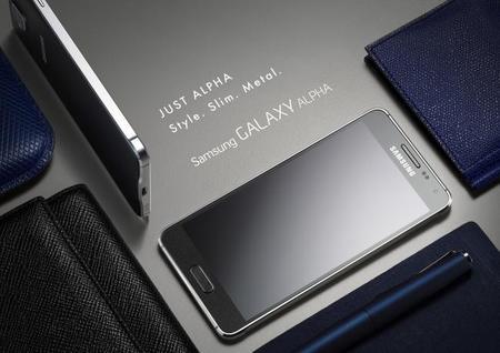 Galaxy Alpha es el primer Smartphone en usar Gorilla Glass 4