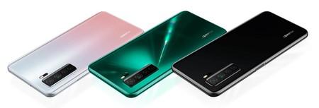 Huawei P40 Lite 5G, un gama media de calidad con lo último en conectividad móvil y un gran diseño