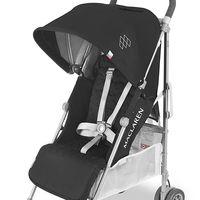 La silla de paseo Maclaren Quest en negro y gris está rebajada a 179,45 euros en Amazon