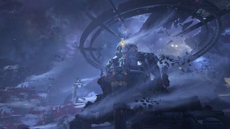 DOOM Eternal enseña las primeras imágenes de los que serán los entornos de su DLC, y tienen pintaza