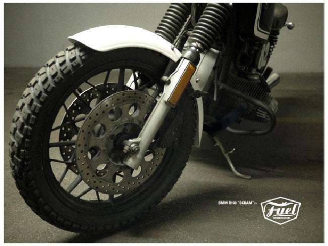 Neumáticos BMW Scram