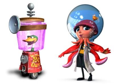 Estos nuevos personajes de Yooka-Laylee son bastante... curiosos