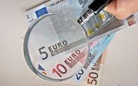 La circulación de billetes falsos sube un 26% en lo que va de año