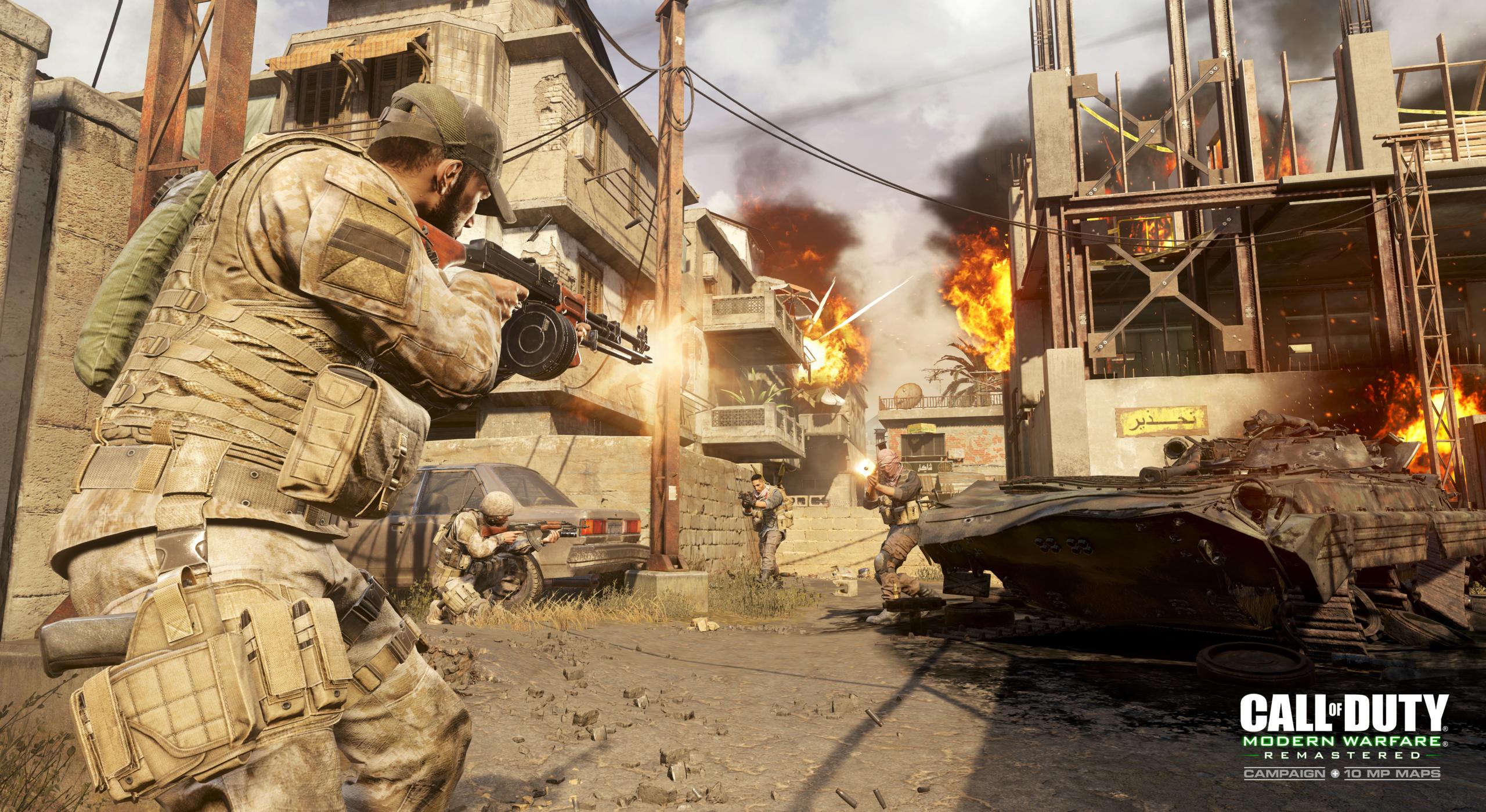 Foto de Call of Duty: Modern Warfare Remastered (2/5)