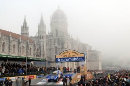 ... y el Dakar va a empezar hoy en Racingpasión