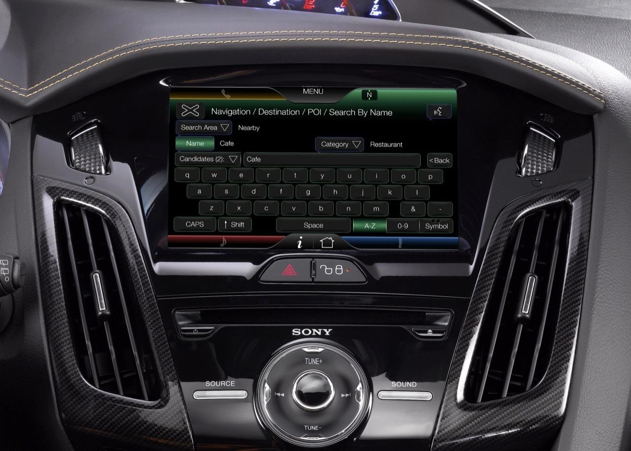 Foto de Ford Sync y MyFordTouch, el nuevo interfaz de Ford para coches (17/23)