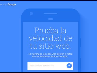 'Test My Site' te dice cuánto tarda una web en cargar y los visitantes que pierde por cada segundo