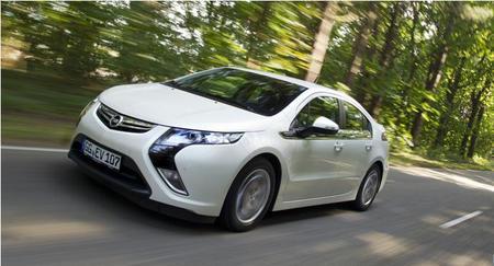 El Opel Ampera alcanza ya las 7.000 reservas