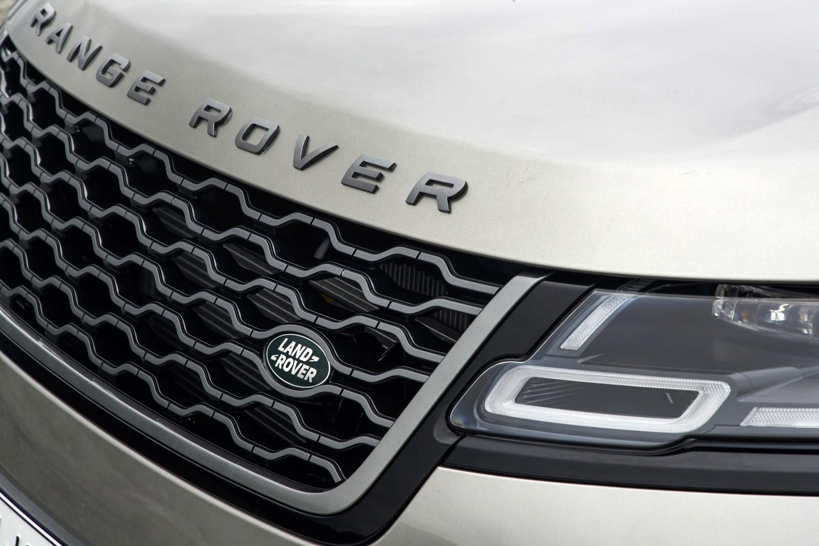 Foto de Range Rover Velar First Edition (6/56)