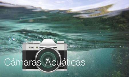 13 cámaras acuáticas para disfrutar del verano sin dejar escapar ni un recuerdo