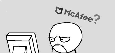 El mismo servicio antimalware de McAfee estaba enviando un enlace con malware a sus usuarios