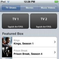 Descarga de cine y series en el iPhone en camino