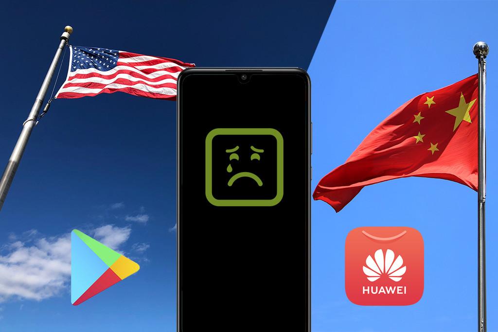 Un móvil, 2 sistemas: de este metodo es aprovechar un amovible Huawei® pre-veto con Google® Play y Aplicaciones Gallery peleándose entre ellas