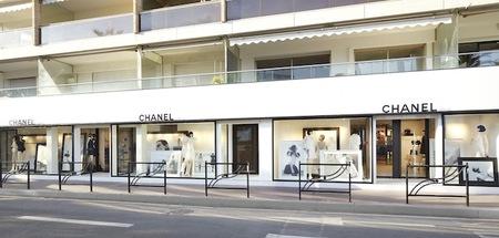 Chanel abre de nuevo su boutique de Cannes