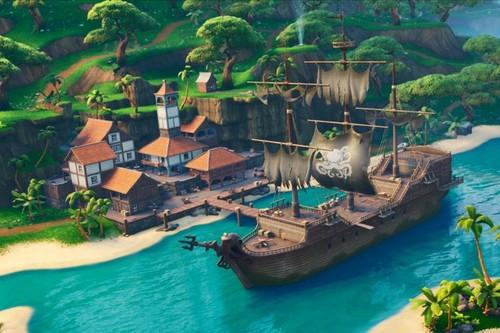 Guía Fortnite: cañones pirata, manzanas y todos los desafíos de la semana 2 (Temporada 8)