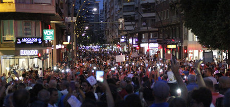 Mientras todos miramos a Cataluña, donde se está armando una rebelión ciudadana es en MURCIA