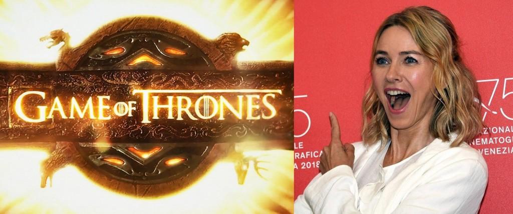 La precuela de 'Juego de Tronos' ya tiene su primera estrella: Naomi Watts