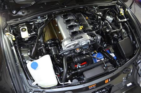 BBR turboalimenta el 2.0 litros del Mazda MX-5 para alcanzar los 248 CV