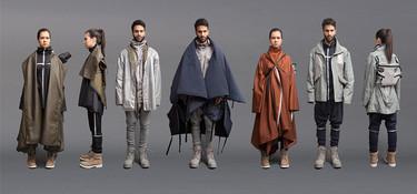 ¿Moda para refugiados? La diseñadora Angela Luna utiliza la moda como reivindicación social