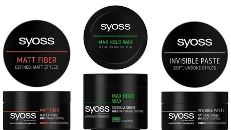 Syoss Presenta Su Nueva Gama Men Con Productos Para El Cuidado Y La Fijacion Del Cabello 1