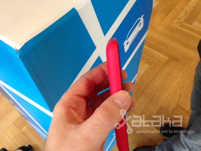 Nokia Lumia 620 primeras impresiones