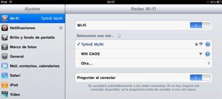 MyWi, consigue una WiFi para tu iPad desde la tarifa 3G de tu iPhone