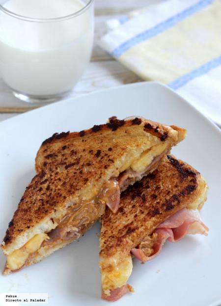 Sandwich de Elvis