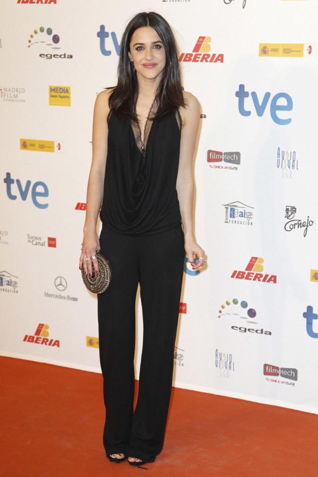 Foto de Top 10-5: Las famosas españolas mejor vestidas en 2013 (15/15)