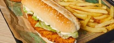 Comparamos la nueva Long Vegetal de Burger King con la Long Chicken