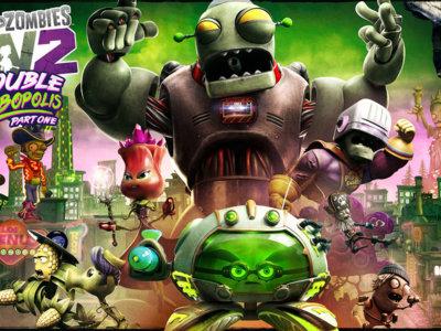 ¡Bienvenidos a Zombópolis! La nueva actualización gratuita de PvZ: garden Warfare 2 ya está disponible