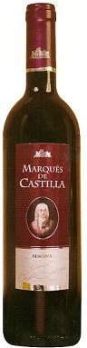 Marqués de Castilla Tinto Reserva, un vino con carácter