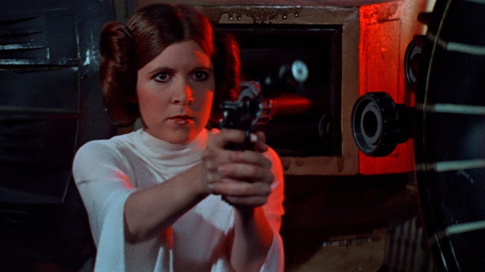 Princesa Leia ~ Imágenes Inusuales (Star Wars)
