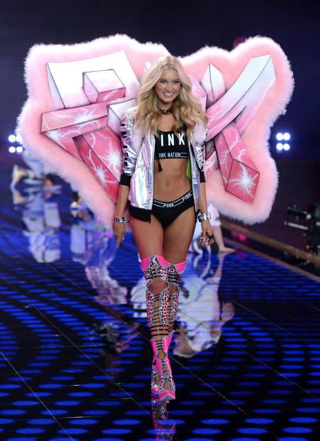 Elsa Hosk Victorias Secret 2015