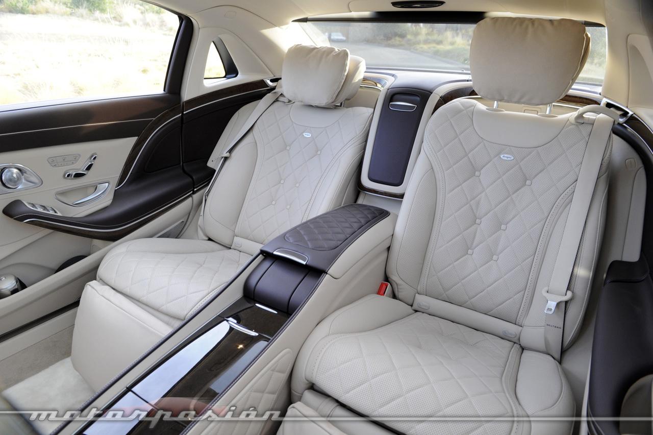 Foto de Mercedes-Maybach Clase S, primeras impresiones (15/31)