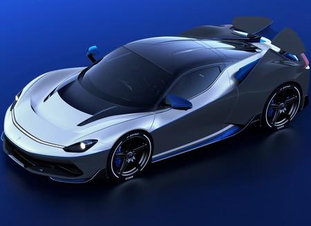 Pininfarina Battista Anniversario 2021: Edición limitada que supera el desempeño de un Fórmula 1