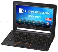 Toshiba AC100 un Netbook que se atreve con Android 2.1 y NVIDIA Tegra 2
