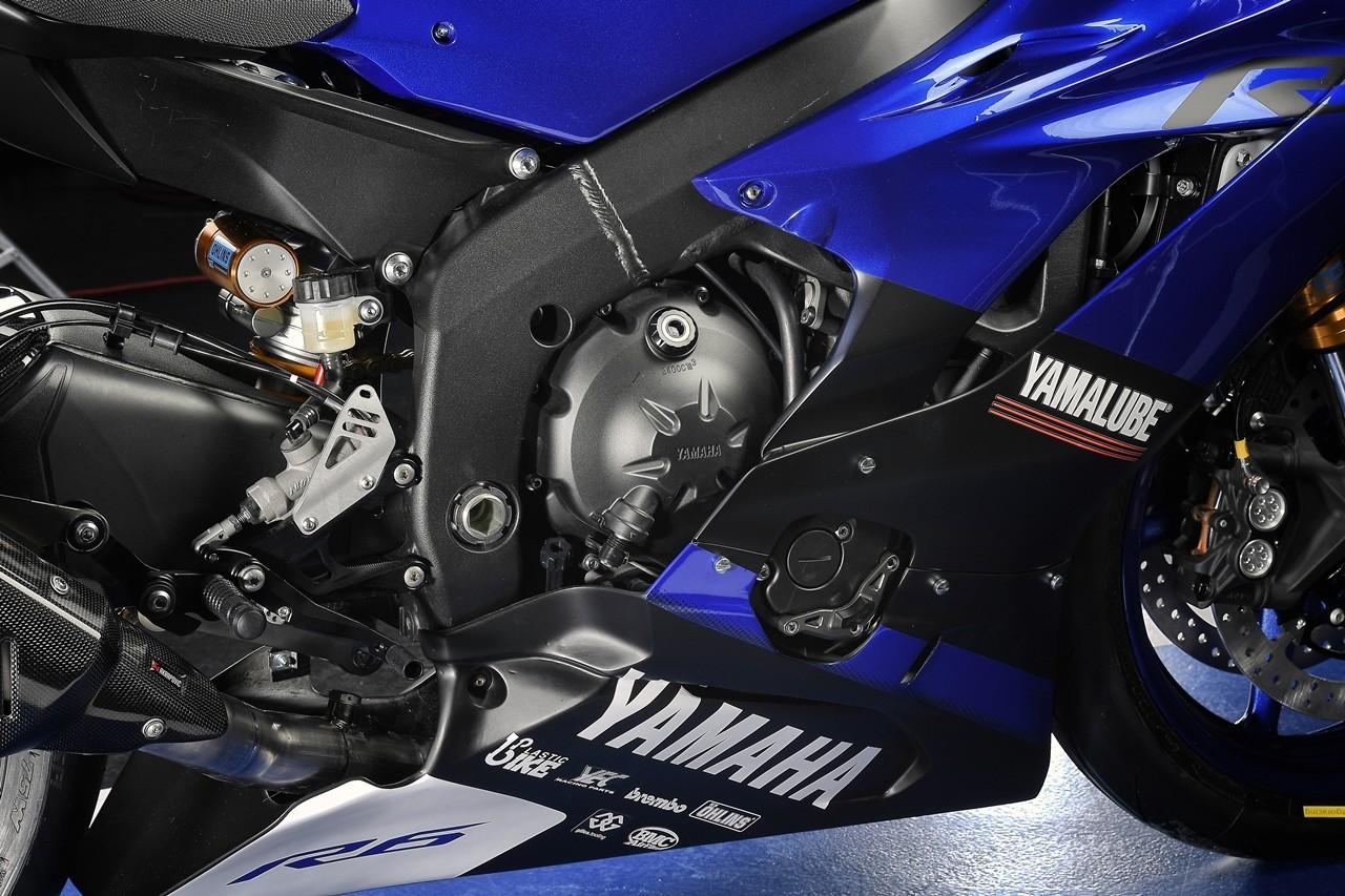 Foto de Yamaha YZF-R6 2017 Race Ready (11/27)